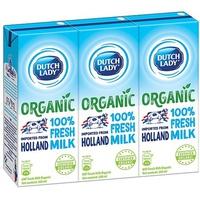 Sữa tiệt trùng Dutch Lady Organic 200ML