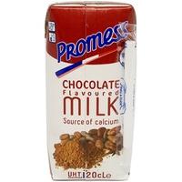 Sữa tiệt trùng Promess sôcôla