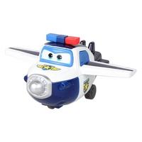 Đồ chơi Super Wings YW710015 - Máy bay mini Cảnh Sát Paul