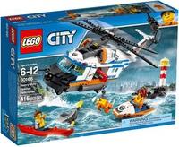 Mô hình Lego City 60166 - Trực Thăng Cứu Hộ