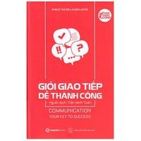 Giỏi giao tiếp dễ thành công