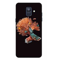 Ốp Lưng Dành Cho Samsung Galaxy A6 2018 - Mẫu 48