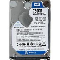 Ổ cứng Laptop Western Digital 750GB 2.5 WD7500BPVX