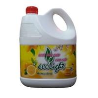 Nước rửa chén Ecolight hương chanh