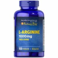 Viên Uống Giải Độc Gan Puritan's Pride L-Arginnine