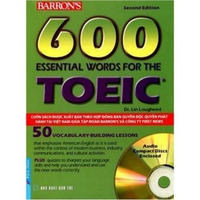 Barron's 600 Essential Words For The TOEIC