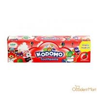 Kem đánh răng Kodomo hương dâu