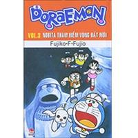 Doraemon Truyện Dài - Tập 3: Nobita Thám Hiểm Vùng Đất Mới