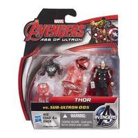 Mô hình nhân vật Avengers - Thor và Sub Ultron 005 B1486/B0423