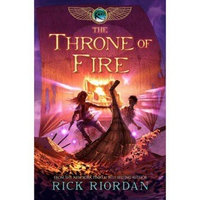 The Kane Chronicles Book 2 - The Throne Of Fire
