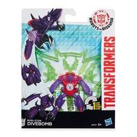Mô hình Transformers - Robot vũ khí Minicon Divebomb B1972/B0763