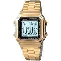 Đồng hồ điện tử nam Casio A178WGA-1ADF