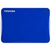 Ổ cứng di động HDD TOSHIBA 1TB Canvio Connect II Series USB 3.0