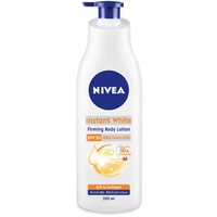 Sữa Dưỡng Thể Giúp Săn Da Nivea Instant White Firming Body Lotion SPF30 PA++ 350ml