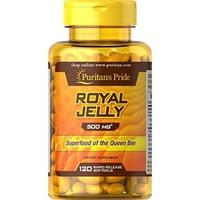 Thực Phẩm Chức Năng Sữa Ong Chúa Puritan's Pride Royal Jelly 500mg