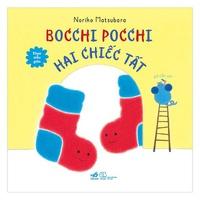 Bocchi Pocchi Hai Chiếc Tất - Ehon Mẫu Giáo
