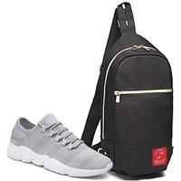 Combo Túi Đeo Vai Glado DCG028 Và Giày Sneaker Nam Zapas GS081
