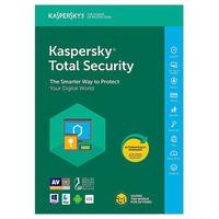 Phần mềm diệt virut Kaspersky Total Security (1pcs/1 year)