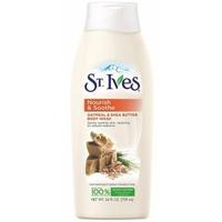 Sữa Tắm Yến Mạch Và Bơ St.Ives Oatmeal & Shea Butter Body Wash