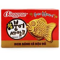 Kem bánh cá Ginggrae đậu đỏ