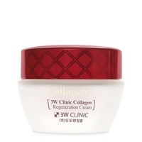 Kem dưỡng trắng da, chống lão hóa 3W Clinic Collagen Regeneration Cream 60ml