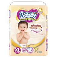 Tã dán Bobby Extra Soft Dry XL27 (12-17kg)