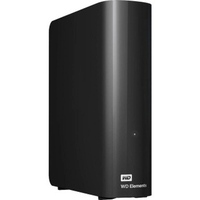 Ổ cứng di động HDD Western Digital 3TB Elements 3.5 Series USB 3.0 WDBBKG0030HBK