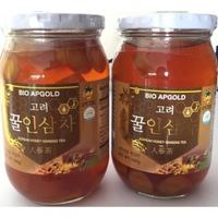 Sâm tươi ngâm mật ong Bio Hàn Quốc lọ 580g