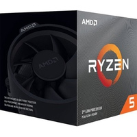 CPU AMD Ryzen 5 3600X 3.8 GHz with Wraith Spire cooler