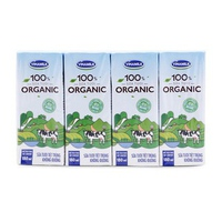Sữa tươi tiệt trùng Vinamilk 100% Organic