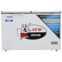 Tủ đông mát Alaska BCD-4568C 450L