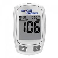 Máy đo đường huyết Acon On-Call Platinum