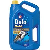 Dầu nhớt Caltex Delo Gold 15W40 CH-4 (5L)