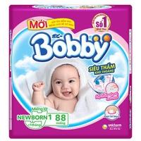 Miếng lót Bobby Newborn1 88 miếng (dưới 5kg)