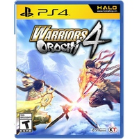 Đĩa Game PS4 Warriors Orochi 4