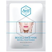 Mặt Nạ Dưỡng Trắng Da Avif Biocell Whitening Face Mask 23G