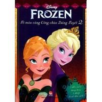 Frozen - Tô Màu Cùng Công Chúa Băng Tuyết (Tập 1-6)