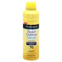 Kem xịt chống nắng Neutrogena Beach Defense SPF 70 (184g)