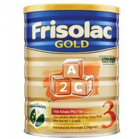 SỮA FRISOLAC GOLD SỐ 3 1.5KG 1-3 TUỔI