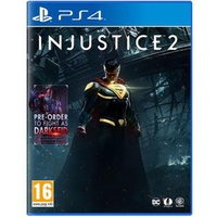 Đĩa Game Sony Injustice 2 PS4