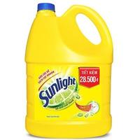 Nước rửa chén Sunlight chanh 3.8kg