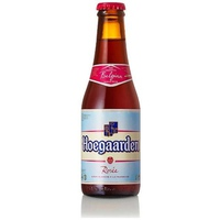 Bia Hoegaarden Rosée