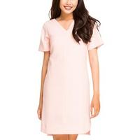 Đầm Suông Vạt Bầu Hity DRE009