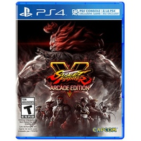 Đĩa Game Sony Street Fighter V Arcade