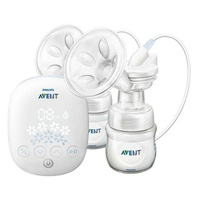 Máy hút sữa Philips Avent SCF303/01 bằng điện đôi