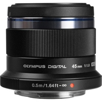 Ống kính Olympus M. Zuiko ED 45mm f/1.8