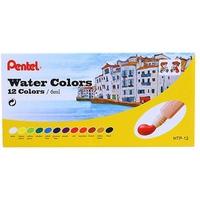 Màu nước pentel vỏ nhựa, Loại 24 màu