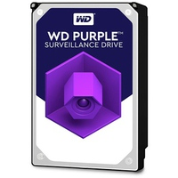 Ổ cứng HDD Western Digital 6TB Purple WD60PURX Series SATA3 for Camera