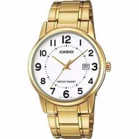 Đồng hồ nam dây kim loại Casio MTP-V002G-7BUDF