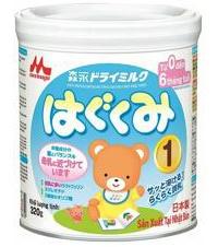 Sữa Morinaga Hagukumi 320G (0-6M)